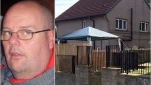 David Ellam was attacked in the Sheepridge area of Huddersfield