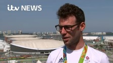Isle of Man's Mark Cavendish has spoken to Granada Reports