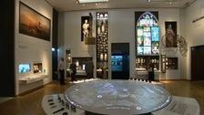 SeaCity Museum interior