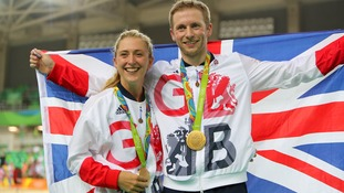 'Golden couple' Trott and Kenny ride into the Olympic record books with historic golds
