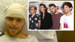 Man has brain tumour removed listening to One Direction