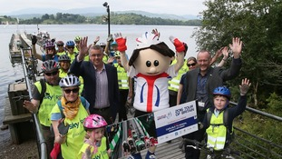 The Lakes gear up for Tour of Britain launch