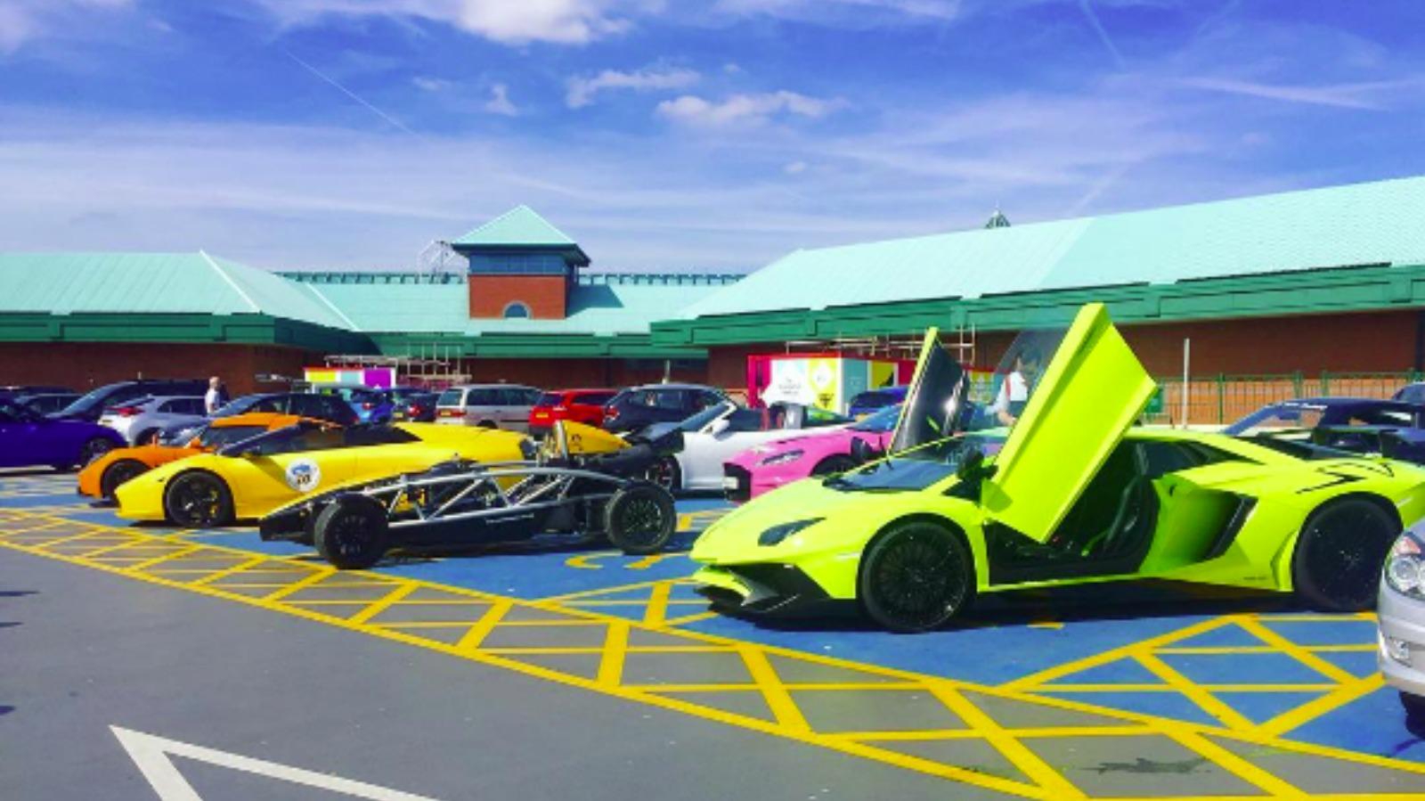 Meadowhall Next Car Park