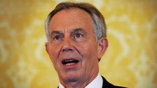 Blair 'legal challenge' over Iraq reaches funding target