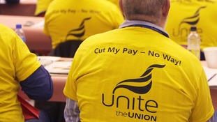Unite said it would hold talks with the East Midlands firm, which is owned by the 2Sisters Food Group, on Friday