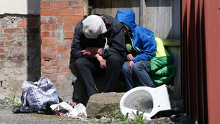 Homelessness is 'undoubtedly increasing'