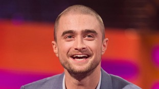 Daniel Radcliffe apologises on set over racist character