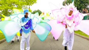 The carnival parade will run along the Embankment