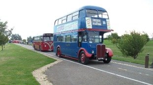 The festival will feature a display of up to 100 restored, vintage and modern buses and coaches.
