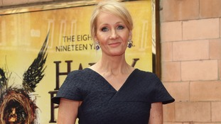 JK Rowling to release three new Harry Potter books - ITV News
