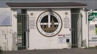 Truro City FC miss deadline