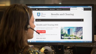 Clearing advice for students across the midlands