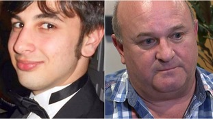 Elliott Johnson's dad Ray (right) isn't happy about how the Conservatives have dealt with allegations of bullying.