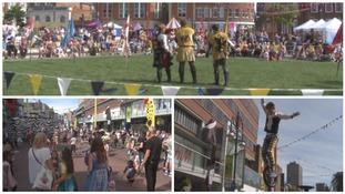 Leicester's City Festival