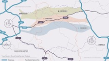 The tunnel could cut journey times in half