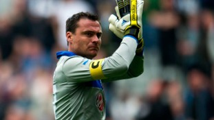 Newcastle appoint Steve Harper as Academy goalkeeping coach