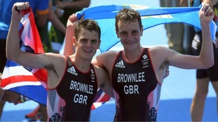Brownlee brothers better 2012 success with triathlon gold and silver