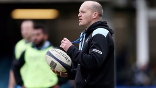 Townsend 'incredibly proud' to be coaching Scotland