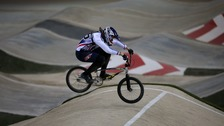 Great Britain BMX rider Liam Phillips