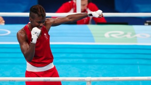 Nicola Adams through to second Olympic boxing final