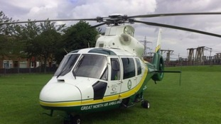 13-year-old in coma after cliff fall on Tyneside