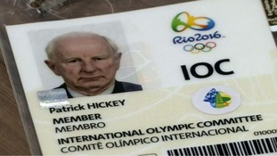 Accused Olympic chief released from hospital for questioning