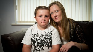 'Asda staff called my son fat', mum claims