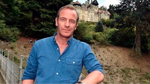 TV's Robson Green to make Grantchester return
