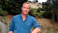 ctor and presenter Robson Green