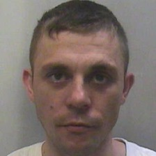 James Gorman, 34, has been recalled to prison