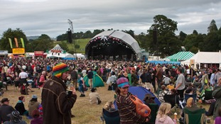 Beautiful Days festival set to be battered by strong winds and heavy rain