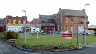 'Baby's body' found in plastic bag at derelict hospital