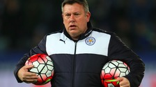 Leicester City assistant manager Craig Shakespeare will take on a dual role