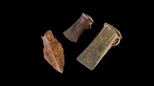 Bronze Age tools
