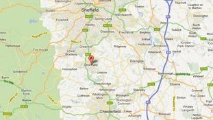 Dronfield Map