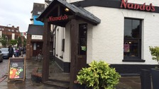 Ant infestation, rubbish and poor cleaning at Nando's