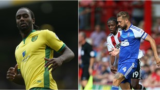 Cameron Jerome and Luke Chambers will go head to head on Sunday.