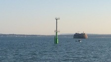 Work underway to help Portsmouth harbour construction