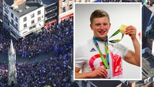 Leicester had bid to hold the parade for returning athletes.