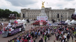 Manchester to host Olympic-Paralympic homecoming parade