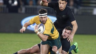 All Blacks hotel room 'bugged' ahead of Australia match