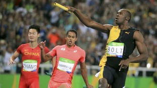 Usain Bolt now has nine Olympic gold medals