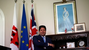 Brexit would pose 'existential threat to Gibraltar's economy', chief minister warns