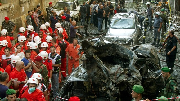 The death toll in Beirut has risen swifty