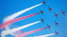 Air displays cancelled