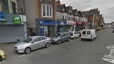 Police called to reports of an armed robbery in Cardiff