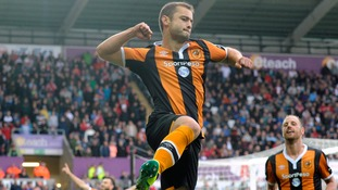Premier League match report: Swansea 0-2 Hull City