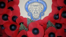 The flotilla on the River Trent will officially launch the 2012 Poppy Appeal