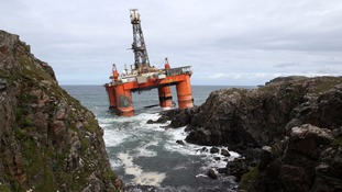 Operation to refloat grounded oil rig 'should start in three days'