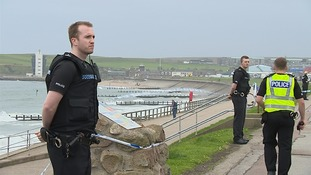 Two dead after five people pulled from water off Aberdeen beach